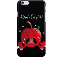Crying Apple iPhone Case/Skin