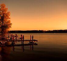 Autumn Docks by JulsDesigns