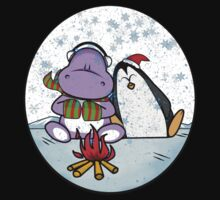 Hippo & Penguin Kids Clothes