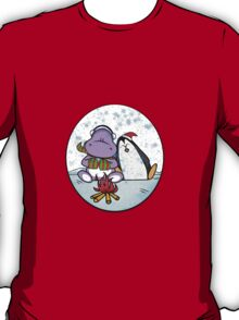 Hippo & Penguin T-Shirt