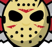 Jason Voorhees - Friday the 13th Sticker