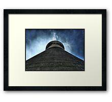Der Tempel Framed Print