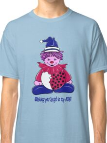 Raggedy Clown Classic T-Shirt