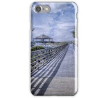 A Boardwalk at St. Andrews iPhone Case/Skin