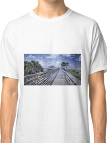A Boardwalk at St. Andrews Classic T-Shirt