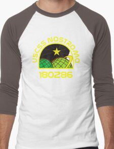 USCSS Nostromo Men's Baseball ¾ T-Shirt