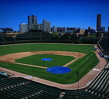 Wrigley Field 01 by Lindsey McKnight