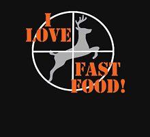 I Love Fast Food Unisex T-Shirt