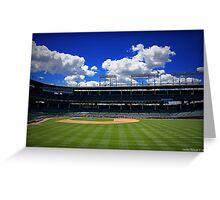 Wrigley Field 03 Greeting Card
