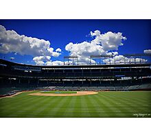 Wrigley Field 03 Photographic Print