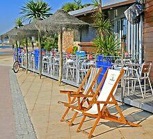 beach bar by terezadelpilar~ art & architecture