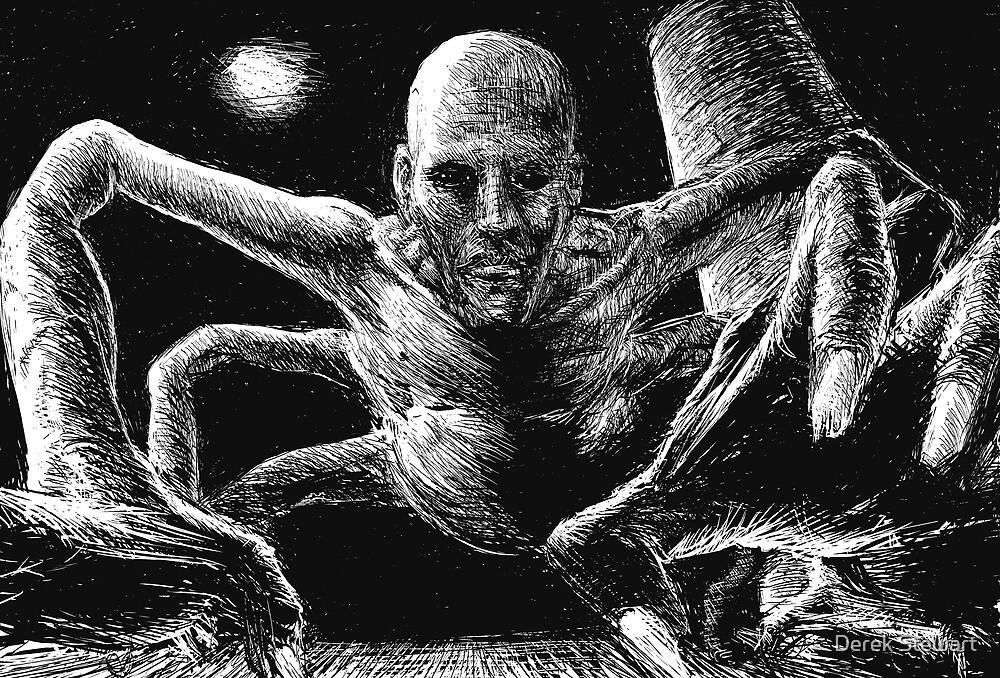 Spidergod by Derek Stewart
