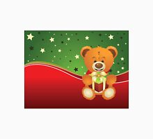 Teddy Bear with Gift Box Unisex T-Shirt