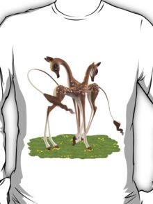 Cute Deer .. tee shirt T-Shirt