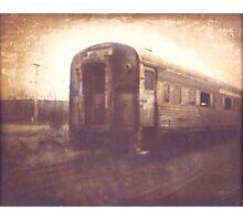 Ghost Train Photographic Print