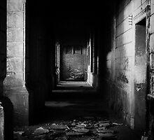 The last wall. by Francisco Larrea