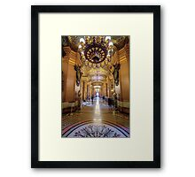 Opera House, Paris 3 Framed Print