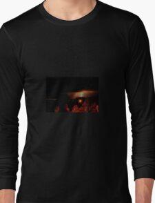 Alberta Lightning V Long Sleeve T-Shirt