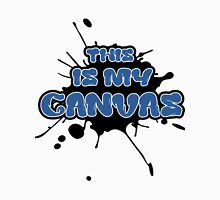 This Is My Canvas (White) T-Shirt