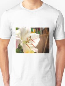 White Lily in the garden 11 T-Shirt