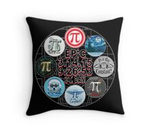 Ultimate Memorial for Epic Pi Day  Throw Pillow