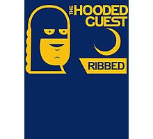 The Hooded Guest Condoms Photographic Print