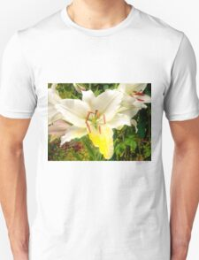 White Lily in the garden 12 T-Shirt