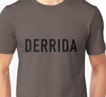 Derrida Unisex T-Shirt