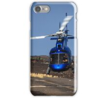 Helicopter Takeoff iPhone Case/Skin