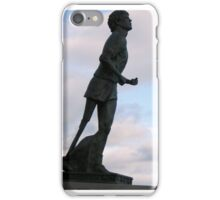 Terry Fox Statue. iPhone Case/Skin