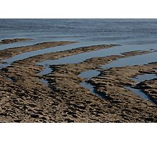 Tidal Estuary Photographic Print
