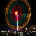 Scary Ride - Shepparton Show 2008 by kittbagg