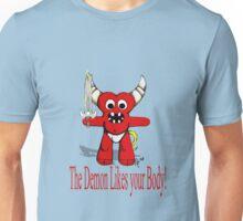 Jim-Jim the demon. Unisex T-Shirt