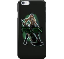 Redeemed Riven iPhone Case/Skin