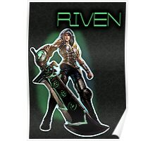 Redeemed Riven Poster