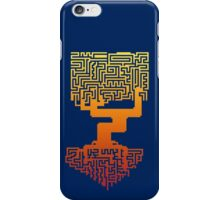 Tree Labyrinth iPhone Case/Skin