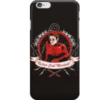 BETTER CALL MURDOCK iPhone Case/Skin