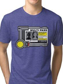 Miltipass Tri-blend T-Shirt