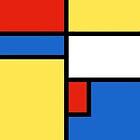 Colour Block by Jayne Le Mee