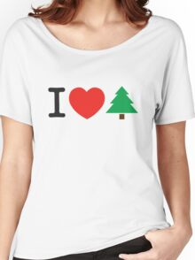 I Love Tree Women's Relaxed Fit T-Shirt