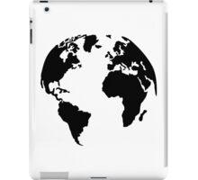 Earth world map iPad Case/Skin
