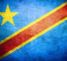 Democratic Republic of the Congo - Vintage by solnoirstudios