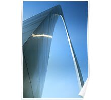 The St. Louis Arch Poster