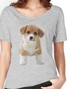 A Little Puppy Women's Relaxed Fit T-Shirt