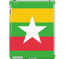 Burma (Myanmar) - Standard iPad Case/Skin