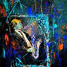 Blue saxyfolly by calimero
