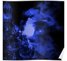 Blue Castle Poster