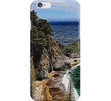 McWay Cove Painted iPhone Case/Skin