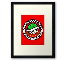 Shell Cup Framed Print