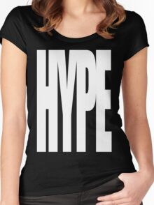 (2) HYPE Women's Fitted Scoop T-Shirt